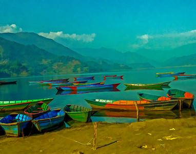 Phewa Tal Nepal