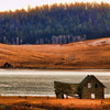 Feb 23 - abandoned homestead in Montana