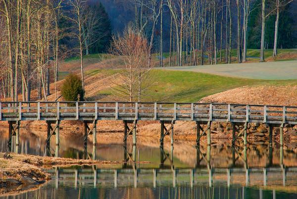 April 8 - Golf Course Bridge