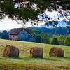 Oct 7 - Barn in early fall