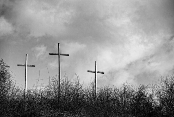 Mar 31 - Easter 2013 - For me, it's about the cross and the empty tomb!