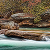 Mar 19 - Middle Fork of the Tygart Valley River in West Virginia in late winter