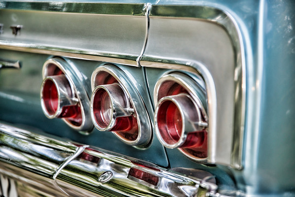Oct 13 - Old Tail Lights