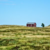 "Sept 16 - The Little Red Barn<br /> <br /> Another ""drive by"" image in North Dakota.  Thanks so much for your comments on my sunflower field image - and special thanks to TsTravels for the title suggestion :)"