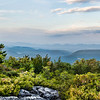 July 21 - The hills of West Virginia<br /> <br /> This was taken in the Dolly Sods Wilderness area of West Virginia.
