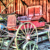 June 9 - Old Painted Wagon<br /> <br /> Thanks for your comments on my Grist Mill image I posted yesterday!