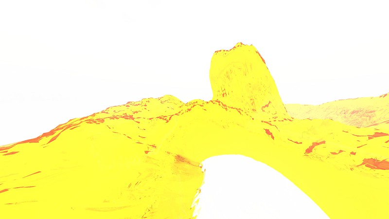 Gold Island 18 : A Computer Generated Image from Daily Animation