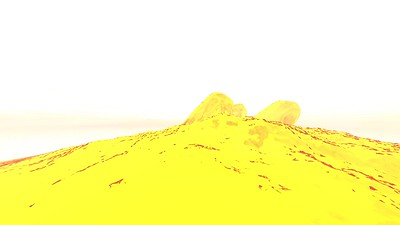 Gold Island 1 : A Computer Generated Image from Daily Animation