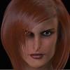 February 2016 Female Face CGI Render 4