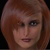 February 2016 Female Face CGI Render 1