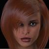 February 2016 Female Face CGI Render 6