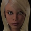 January 2016 Female Face CGI Render 2