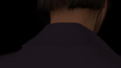 Business Woman Scene Multiple Rigging CGI Render 14