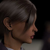 Business Woman Scene Multiple Rigging CGI Render 9