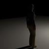 Casual Woman Pose 4 CGI Render 13