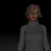 Casual Woman Pose 4 CGI Render 18