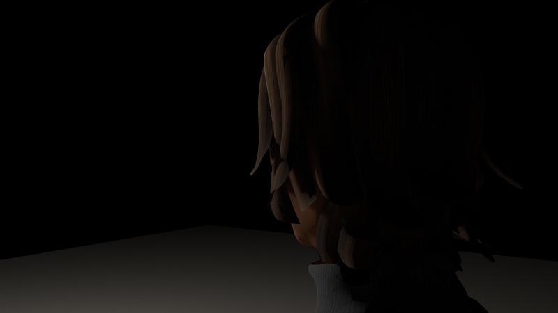Casual Woman Pose 4 CGI Render 4