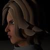Casual Woman Pose 4 CGI Render 3