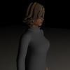 Casual Woman Pose 4 CGI Render 15
