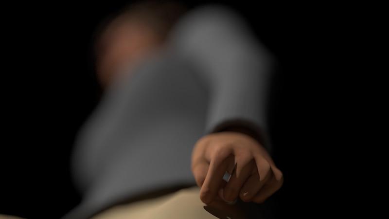Casual Woman Pose 3 CGI Render 9