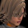 Casual Woman Pose 3 CGI Render 4
