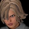 Casual Woman Pose 3 CGI Render 3
