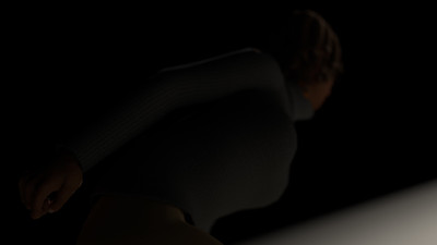 Casual Woman Pose 2 CGI Render 21