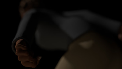 Casual Woman Pose 2 CGI Render 16