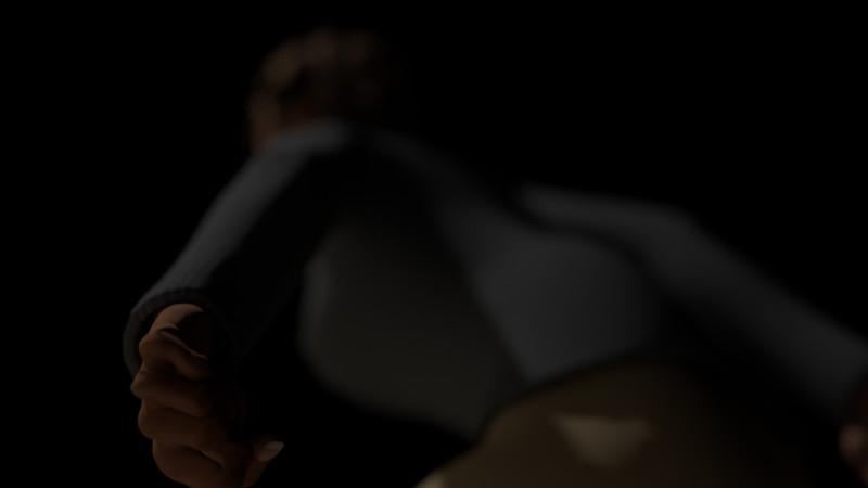 Casual Woman Pose 2 CGI Render 17