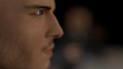 Business Man Scene Multiple Rigging (Corrected Textures) CGI Render 3