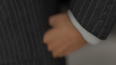 Business Man Scene Multiple Rigging (Corrected Textures) CGI Render 19