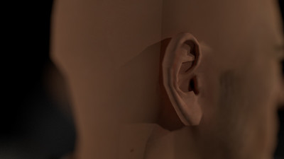 Business Man Scene Multiple Rigging (Corrected Textures) CGI Render 1