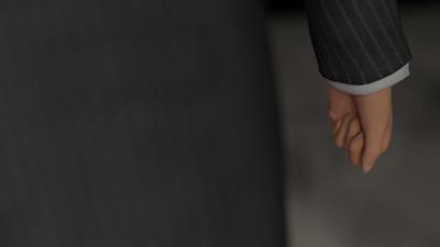 Business Man Scene Multiple Rigging (Corrected Textures) CGI Render 18