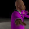 Business Man Scene Multiple Rigging (Missing Textures) CGI Render 4