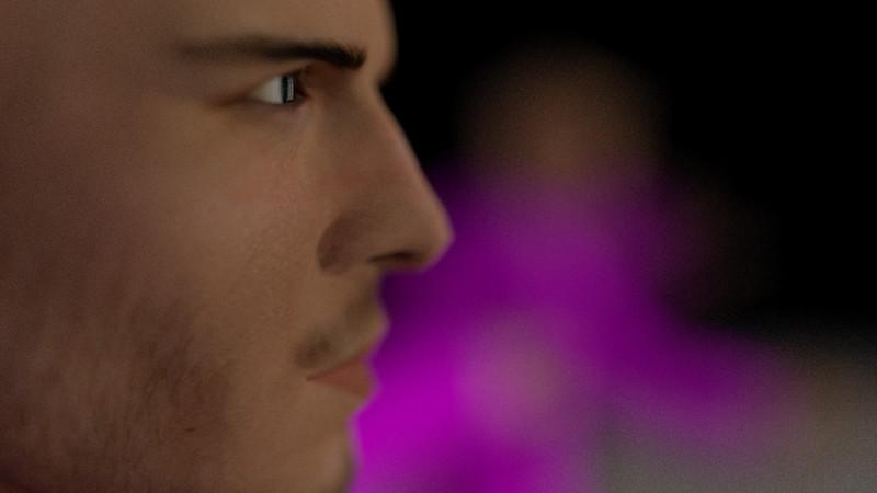 Business Man Scene Multiple Rigging (Missing Textures) CGI Render 3