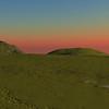 Sunset Archipelago CGI Render 2