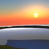 Sunset Archipelago CGI Render 17
