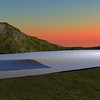 Sunset Archipelago CGI Render 13