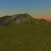 Sunset Archipelago CGI Render 3