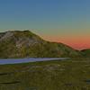 Sunset Archipelago CGI Render 7