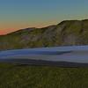 Sunset Archipelago CGI Render 15