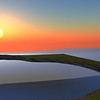 Sunset Archipelago CGI Render 18