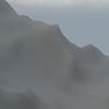 Winter Mountain CGI Render 11