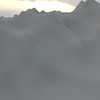 Winter Mountain CGI Render 5