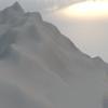 Winter Mountain CGI Render 14