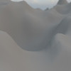 Winter Mountain CGI Render 15