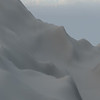 Winter Mountain CGI Render 10