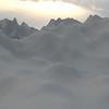 Winter Mountain CGI Render 4