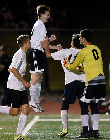 Fairview Vs Horizon Boys CHSAA 5A Soccer Playoffs