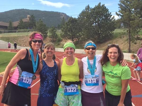 Estes Park Marathon, Half Marathon, 10K and 5K